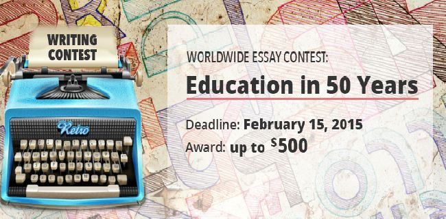 I would like to start writing in essay competitions?